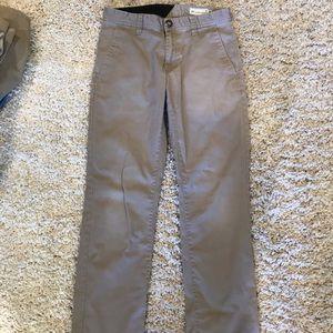Volcom true to this khaki pants #5
